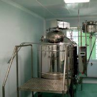 Квалификация чистых помещений производства сиропов
