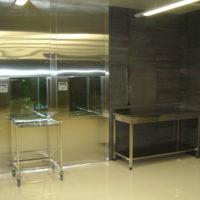 Мебель из нержавеющей стали2